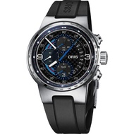【ORIS 豪利時】F1 Williams Martini Racing 限量機械錶(0177477174184-SetRS)