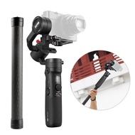 Zhiyun CRANE-M2 ขนาดกะทัดรัด 3-axis Handheld Gimbal Stabilizer + Extension Pole Rod สำหรับ Sony Canon GoPro Hero 7 /6/5 สมาร์ทโฟน