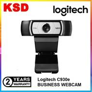 LOGITECH C930E LOGITECH WEBCAM C930E  PROFESSIONAL 1080P FULL HD WEBCAM - (960-000976)