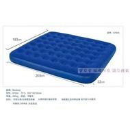 充氣睡墊 雙人充氣床墊 充氣床 空氣床 帳篷充氣床 露營墊 183*203*22cm