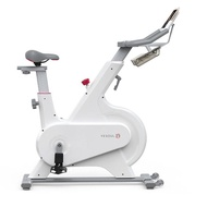 Liu Tao recommended stars same wild beast YESOUL spinning bicycle home intelligent magnetic control ultra-quiet exercise weight loss equipment fitness bike Xiaomi mall same M1 Athens White-magnetic control heart rate arm strap version tpdR