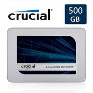 美光 Micron Crucial MX500 500GB SATAⅢ 固態硬碟 SSD