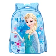 Beg Sekolah Bag Pack POP Cartoon Large Primary School Frozen Girl Backpack Smiggle Beg