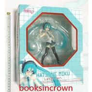 日版【初音未來 HATSUNE MIKU Lat式 Ver 1/8 scale figure 公仔】景品 初音 PVC