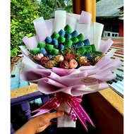 Bouquet duit (Harga termasuk duit)