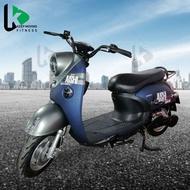 Keep Moving Fitness จักรยานยนต์ไฟฟ้า มอเตอร์ไซค์ไฟฟ้า เป็นมิตรกับสิ่งแวดล้อม