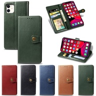 Iphone Color Round Buckle Cover Case 12 Mini 12 12 Pro Protective Case
