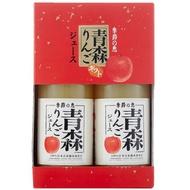 (每次限購1組)代購好市多  季節の恵 青森純蘋果汁 4瓶x1公升 非還原濃縮 青森蘋果 青森蘋果汁 日本製 季節的恩惠