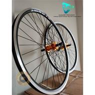 Mtb Bike Wheelset 26 Package 36 Hole Rims (pair)