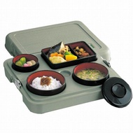 Zojirushi (ZOJIRUSHI) sincerity flights meal delivery insulated container light green DA-SN10