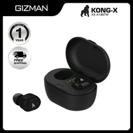 Kong-X KX-K188TW หูฟัง True Wireless ตัวเล็ก พกง่าย กันเหงื่อ Bluetooth 5.0 เสียงคมชัด ระบบสัมผัส มี Wireless Charge ของแท้รับประกันศูนย์ไทย 1 ปี #Gizman #Gadgets