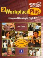 Workplace Plus With Grammar Booster 2: Living And Working In English