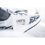 阿奈優選 adidas x UNDFTD PureBOOST GO 灰色 灰白 聯名 限量 BC0474 慢跑鞋 正品