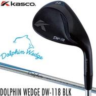 kyasuko DW-118海豚筆直頸黑色楔子DP-151碳軸 GOLFRANGER