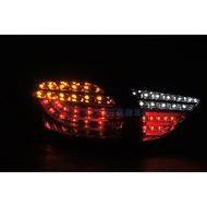 ~~ADT.車燈.車材~~馬自達 MAZDA CX5 光柱全LED尾燈紅白尾燈 流水 跑馬LED方向燈