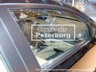 [晴雨窗] [崁入式]比德堡嵌入式晴雨窗 本田HONDA New Civic K12 2006-2011年專用