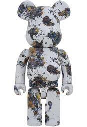 已售出BE@RBRICK Jackson Pollock 潑墨三代 1000% Bearbrick
