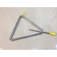 奧福樂器 三角鐵(6吋)
