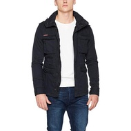 Superdry Classic Rookie Military Jacket Midnight , Midnight - Large