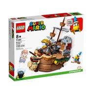 樂高積木 LEGO《 LT71391 》超級瑪利歐系列 - 庫巴飛行船
