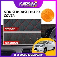 Dashboard Cover High Quality Non Slip For Toyota Alphard