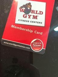 會員轉讓 World Gym