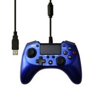 HORI - Horipad 4 FBA Plus 射擊遊戲連發手制有線PS3 / PS4控制器 (藍色)