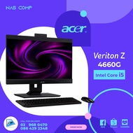 Computer PC ตั้งโต๊ะ Acer Veriton Z4660G All In One Intel Core i5
