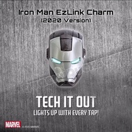 🚨LIMITED EDITION🚨Marvel Iron Man EZ-Charm  (Grey Color) - EZ-Link Charm / EZ Link / EzLink Card
