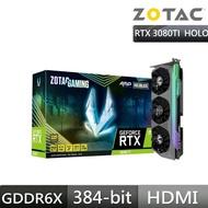 【ZOTAC 索泰】GAMING GeForce RTX 3080 Ti AMP Holo 顯示卡