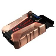 冰魔7筆記本抽風式散熱器風冷電腦聯想華碩戴爾抽風扇機14寸15.6 電購3C