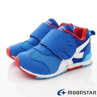 日本月星Moonstar機能童鞋-HI系列緩衝款22555藍(中小童段)