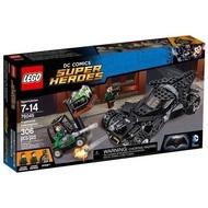 LEGO 樂高 76045 超級英雄系列 Kryptonite Interception 全新未拆