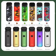 Smok Nord Kit System Regular & Nord Resin Kit100mah built-in battery cartridge 3ML Vape