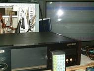 二手金嗓點歌機CPX-900 背景DVD功能正常不是VCD
