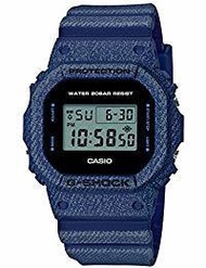 [Casio] CASIO Watch G-SHOCK G-shock denim collar DW-5600DE-2JF Men' s [Direct from JAPAN]