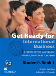 Get Ready for International Business 1 (新品)