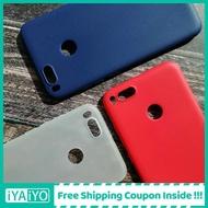 เคส Xiaomi Mi 5X A1 6 6X A2 8 8SE 8EE 9 9SE Play Note3 MIX2 MIX2S Mix3 Max3 F1 กรณีด้าน เคสซิลิโคน เ