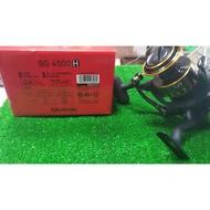 【舞磯釣具】DAIWA BG4500H 紡車捲線器 公司貨