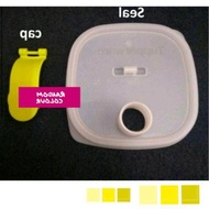 ◙✒  Tupperware Spare Part Fridge Water Bottle 2 Litre Cap and Seal Cover