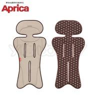 愛普力卡 Aprica 可機洗透氣型吸汗軟墊-點點棕