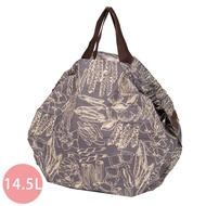 日本 MARNA - Shupatto 秒收摺疊購物袋-義式風情 (M(30x35cm))-耐重5kg / 14.5L