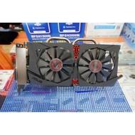 松平家中古3C良品 華碩R7 370 D2OC-2GD5 Gaming PCI-E顯示卡 V230