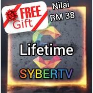 Sybertv Lifetime/IPTV/MYIPTV/IPTV6k/IPTV4k/IPTV subscription
