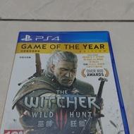 PS4 巫師3狂獵 年度中英文合版