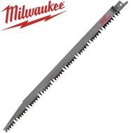 【Milwaukee 美沃奇】修剪綠木專用12吋軍刀鋸片5入(48-00-1303)
