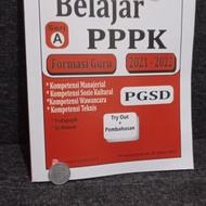 Modul Buku PPPK PGSD Guru SD 2021 ASN