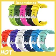 【現貨】 用於華米 AMAZFIT智能運動手錶2代 1代通用純色矽膠錶帶