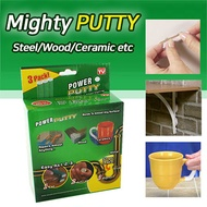 ◆HIT ITEM◆[Mighty putty CLAY GLUE]MADE in USA/As seen on TV/ strong glue/bond/adhesive/Epoxy putty