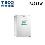【TECO東元】95公升單門直立式冷凍櫃RL95SW(冰箱特賣)